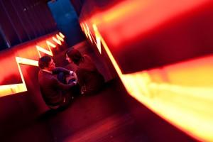 2010-08 Domi & Simon Zollverein Treppe (5 von 21)
